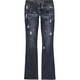 ALMOST FAMOUS Front Pocket Womens Bootcut Jeans