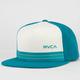 RVCA Barlow Twill II Mens Snapback Hat