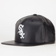 AMERICAN NEEDLE Delirious White Sox Mens Snapback Hat