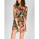 VOLCOM Rosebud Dress