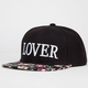 Lover Womens Snapback Hat
