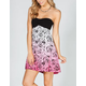 METAL MULISHA Petals Tube Dress