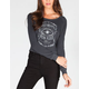 FULL TILT Wild Hearts Womens Crop Sweatshirt