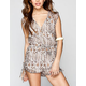 RVCA Golden Jubilee Womens Romper