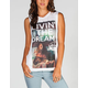 INFAMOUS Livin' The Dream Womens Muscle Tank