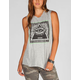INFAMOUS Beware Womens Muscle Tank