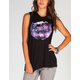 VIVEROS Tiger Womens Muscle Tank