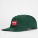 SKULLS Suede Mens 5 Panel Hat