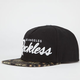 YOUNG & RECKLESS OG Reckless Lux Mens Snapback Hat