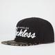 YOUNG & RECKLESS OG Reckless Lux Mens Snapback Hat