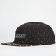 YOUNG & RECKLESS Luxury Print Mens 5 Panel Hat