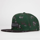YOUNG & RECKLESS Hunting Print Mens Snapback Hat