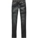 SCISSOR Back Flap Girls Skinny Jeans