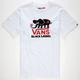 VANS Black Label Mens T-Shirt