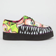 IRON FIST Timmy Chew Womens Creeper Shoes