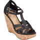 DE BLOSSOM Faux Leather Upper Womens Shoes