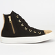 CONVERSE Chuck Taylor Side Zip Hi Womens Shoes