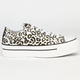 CONVERSE Chuck Taylor All Star Platform Womens Shoes