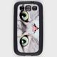 ZERO GRAVITY Meow Face Galaxy S3 Case