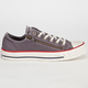 CONVERSE Chuck Taylor Double Zip Womens Shoes