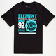 ELEMENT Dynasty Boys T-Shirt