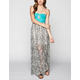 ROXY One Day Soon Maxi Tube Dress