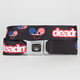 BUCKLE-DOWN Deadmau5 American Flag Buckle Belt