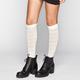 Crochet Womens Knee High Socks