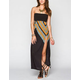 RIP CURL Gypsy Queen Convertible Maxi Skirt