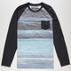HURLEY Aaron Mens Pocket Tee
