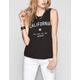 ELEMENT California Womens Muscle Tank
