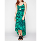 ELEMENT Lousie Hi Low Maxi Dress