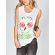 ELEMENT Jac Vanek Grow Young Womens Muscle Tank
