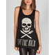 IRON FIST Eat The Rich Womens Tank