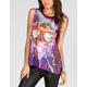 IRON FIST Party Animal Womens Muscle Tank