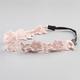 FULL TILT Crochet Flower Headband