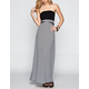 HURLEY Tomboy Convertible Maxi Skirt