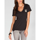 HURLEY Coiled Up Womens Tee