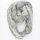 Swirl Knit Scarf