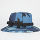 ROTHCO Sky Blue Jungle Camo Mens Bucket Hat