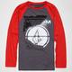 VOLCOM Chop Top Boys Raglan T-Shirt