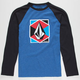 VOLCOM G Lock Boys Raglan T-Shirt