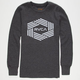 RVCA Bar Hex Boys Thermal