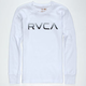 RVCA Tribar Boys Thermal