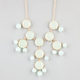 FULL TILT Bauble Statement Necklace