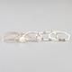 FULL TILT 5 Piece Infinity/Bow/Rose/Love Key Bracelets