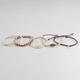 FULL TILT 5 Piece Bead/Love/Infinity Bracelets