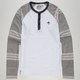 LRG Core Mens Henley