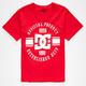 DC SHOES Rob Dyrdek RD Seal Boys T-Shirt