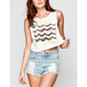 BILLABONG Clouds Above Womens Crop Tank